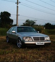 1994 Mercedes-Benz S-Class S320, W140 OuT-Track, exterior