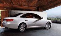 2011 Hyundai Azera, side view , exterior, manufacturer