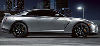 2011 Nissan GT-R, side view , exterior, manufacturer