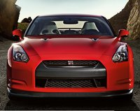 2011 Nissan GT-R, front view , exterior, manufacturer