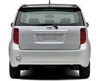 2011 Scion xB, back view , exterior, manufacturer, gallery_worthy