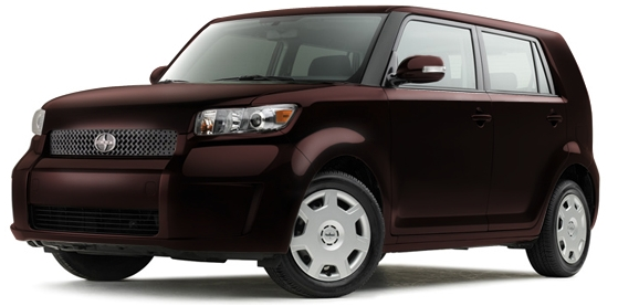2011 Scion xB, front three quarter view , exterior, manufacturer, gallery_worthy