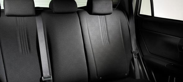 2011 Scion xB, backseats , interior, manufacturer