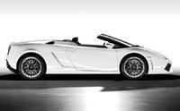 2010 Lamborghini Gallardo Spyder, side view , exterior, manufacturer