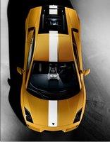 2010 Lamborghini Gallardo Valentino Balboni, aerial view , exterior, manufacturer