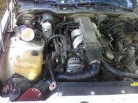 1987 Pontiac Trans Am picture, engine