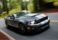 2011 Ford Shelby GT500 Convertible, 2011 Ford Shelby GT500, exterior, manufacturer