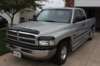 1998 Dodge Ram Pickup 1500 2 Dr Laramie SLT Extended Cab LB, my baby, exterior
