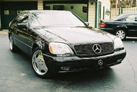 Picture of 1998 Mercedes-Benz CL-Class CL 500 Coupe, gallery_worthy