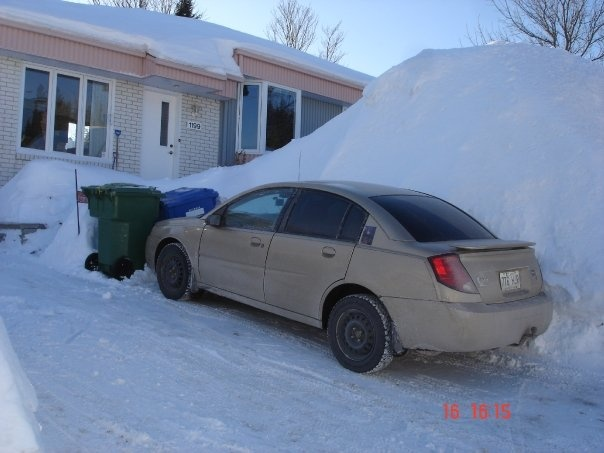 2006 Saturn ION 3 Coupe, Saturn Ion 3 2006, winter 2008 in Quebec city, gallery_worthy