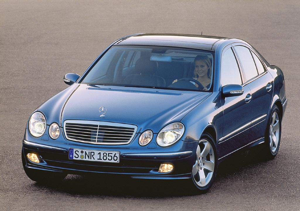 2006 Mercedes-Benz E320 picture