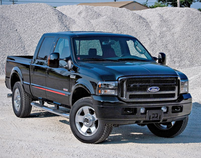2002 Ford F-250 Super Duty 4 Dr XL 4WD Crew Cab LB picture