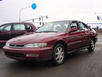1997 Honda Accord picture, exterior