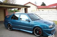 1994 Volkswagen Jetta, 1994 Volkswagen Golf 2 Dr Limited Hatchback picture, exterior