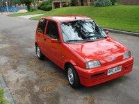 1996 FIAT Cinquecento, Fiat Cinquecento Sporting, gallery_worthy