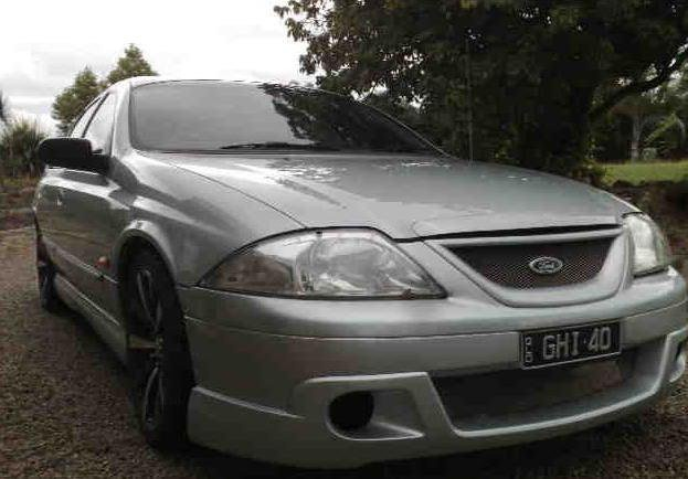 Picture of 2000 Ford Falcon