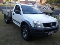 2003 Holden Rodeo Overview