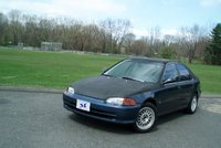 Picture of 1992 Honda Civic LX, exterior, gallery_worthy