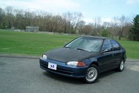 1992 Honda Civic LX, 1992 Honda Civic Ferio picture, exterior