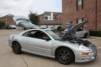 2003 Mitsubishi Eclipse GT picture, engine, exterior