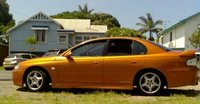 1999 HSV GTS Overview