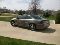 2001 Pontiac Grand Prix GT Coupe picture, exterior