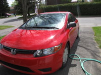 Picture of 2008 Honda Civic Coupe DX Auto, exterior, gallery_worthy