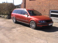 Picture of 1998 Volkswagen Passat 4 Dr GLS 1.8T Turbo Wagon, exterior, gallery_worthy