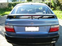 1996 Toyota Corolla DX, Tail of my wife - Spoiler from FX-GT, exterior