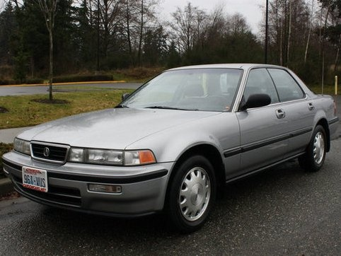 Picture of 1993 Acura Vigor, exterior