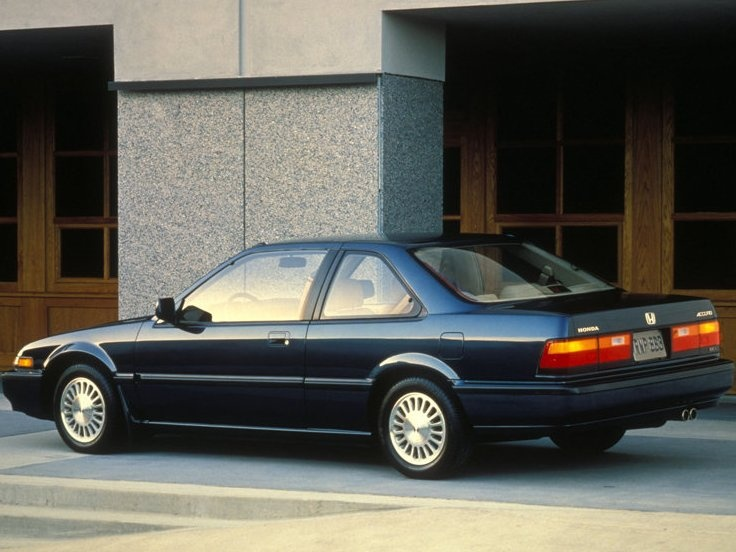 1989 honda accord lx manual 4 cylinder no reserve for sale: photos.