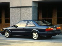 1988 Honda Accord Overview