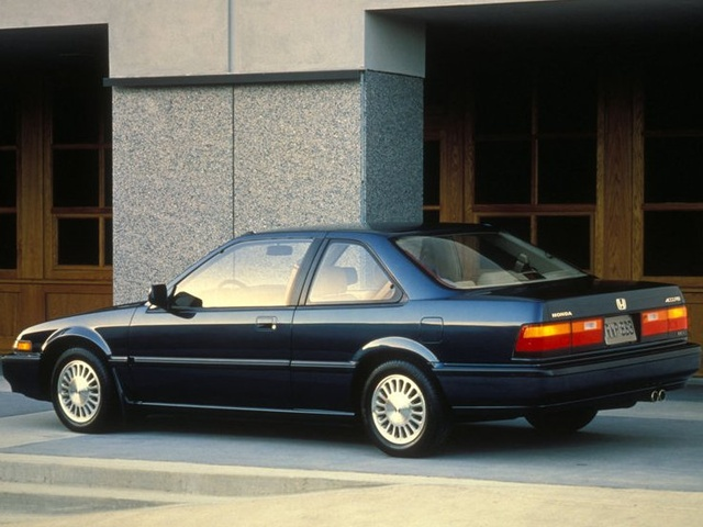 1988 Honda Accord Overview Cargurus