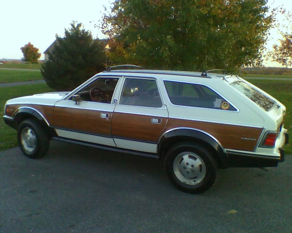 Amc Eagle Overview Cargurus