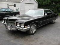 1971 Cadillac DeVille Overview