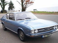 1971 Audi 100 Overview