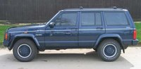 Picture of 1991 Jeep Cherokee, exterior