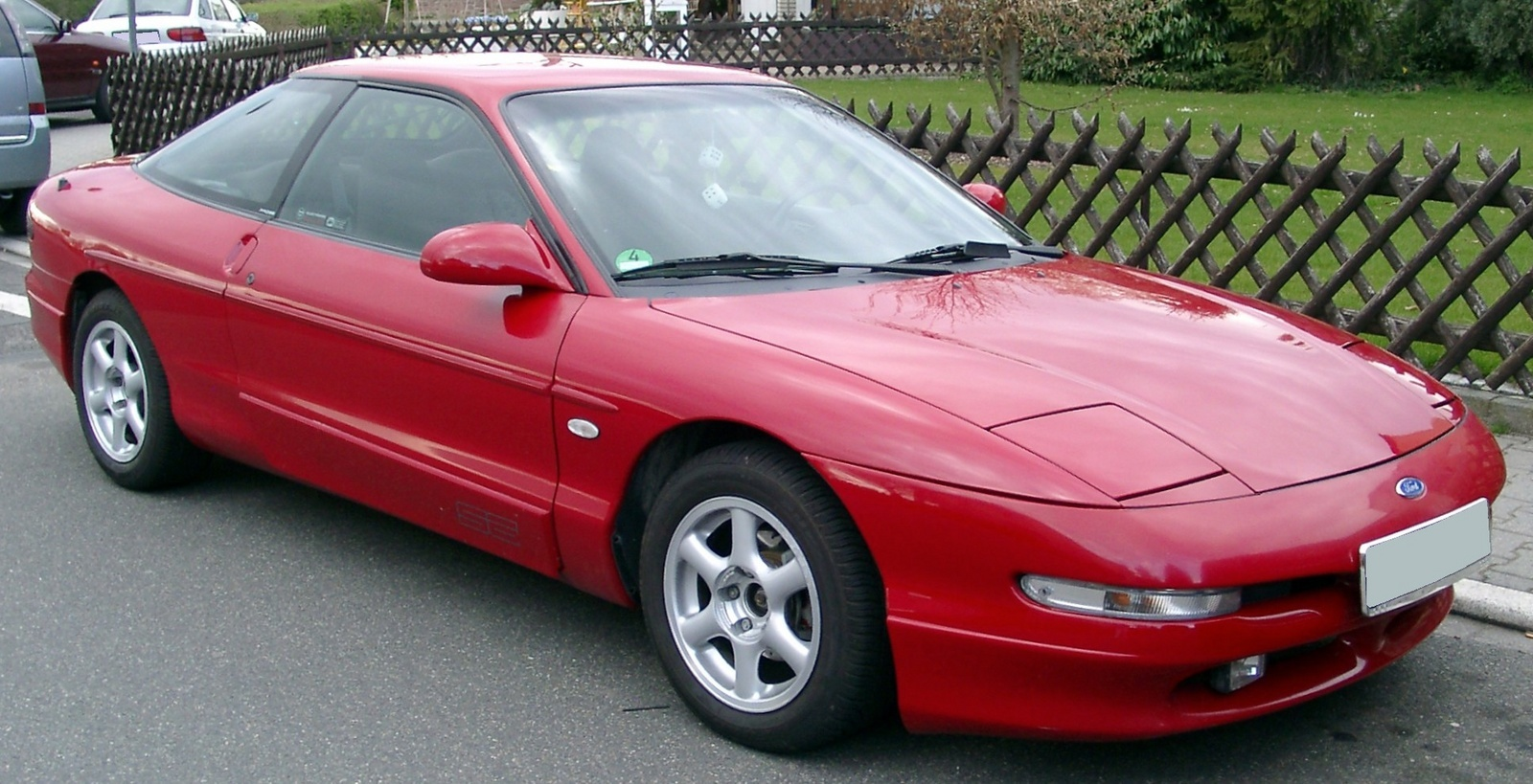 Ford Probe Overview Cargurus