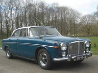 1971 Rover P5 Overview