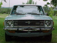 1971 Toyota Corolla Picture Gallery