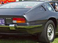 1971 Maserati Ghibli Overview