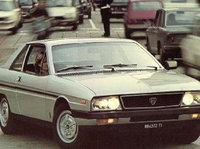 1977 Lancia Gamma Overview