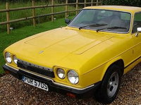 1977 Reliant Scimitar GTE Overview
