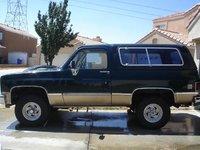 1981 Chevrolet Blazer Overview
