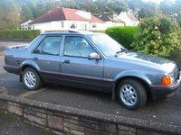1992 Ford Orion Overview