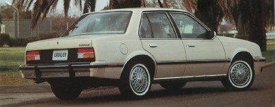 Picture of 1983 Chevrolet Cavalier