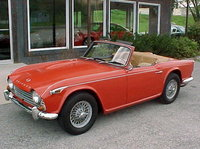 Picture of 1966 Triumph TR4A, exterior, gallery_worthy