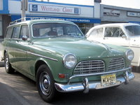 1966 Volvo Amazon Overview