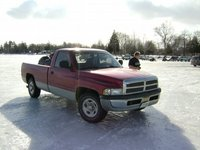 1998 Dodge Ram Pickup 1500 2 Dr WS Standard Cab SB, just looking through some old pictures, exterior