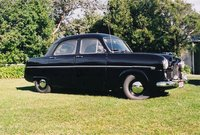 1950 Ford Zephyr Overview